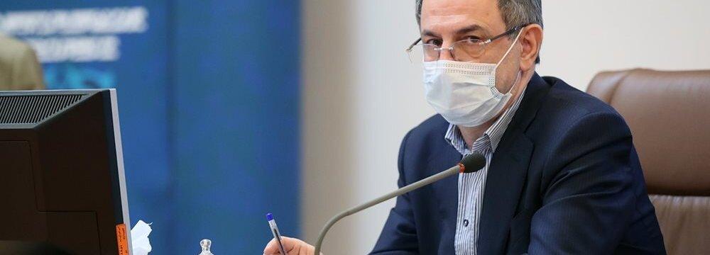 Tehran Virus Red Alert Persists