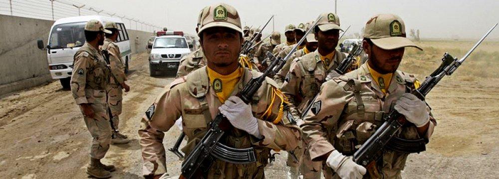 IRGC: Terror Attack on Border Post Foiled