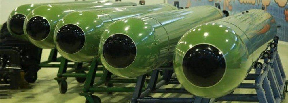 Navy Test-Fires New Torpedo