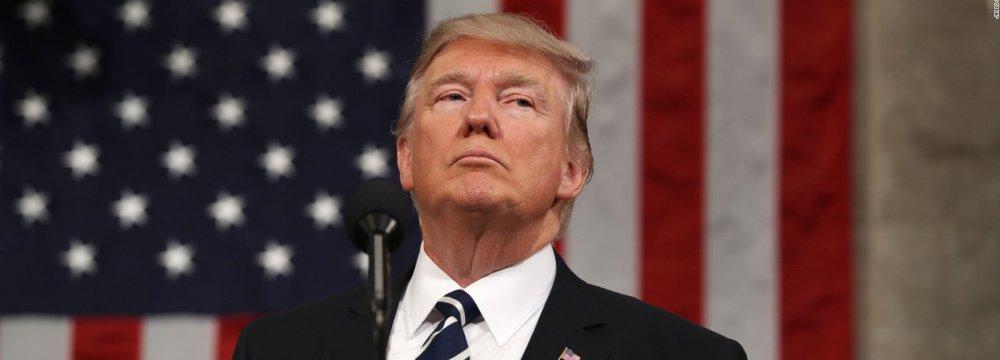 Trump Questions Tehran's JCPOA Compliance