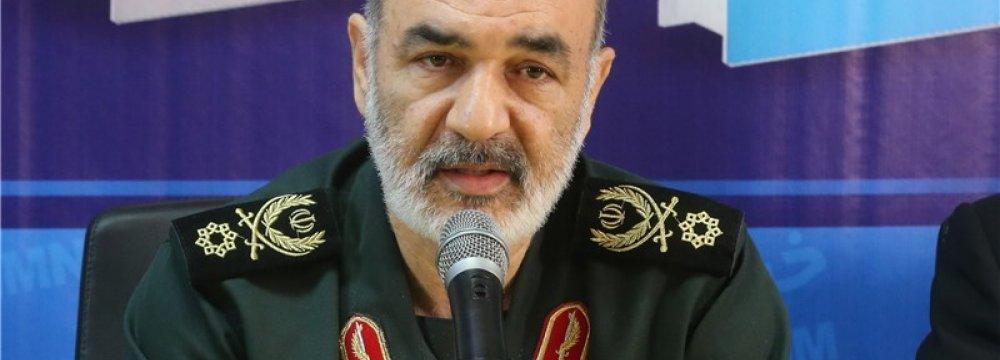 Trump's UN Speech Admission of Iran's Power