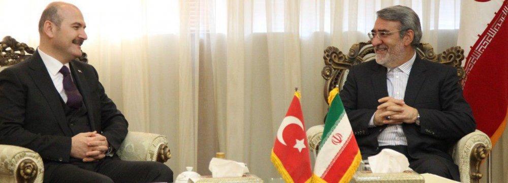 Tehran-Ankara Alliance Bodes Well for Mideast