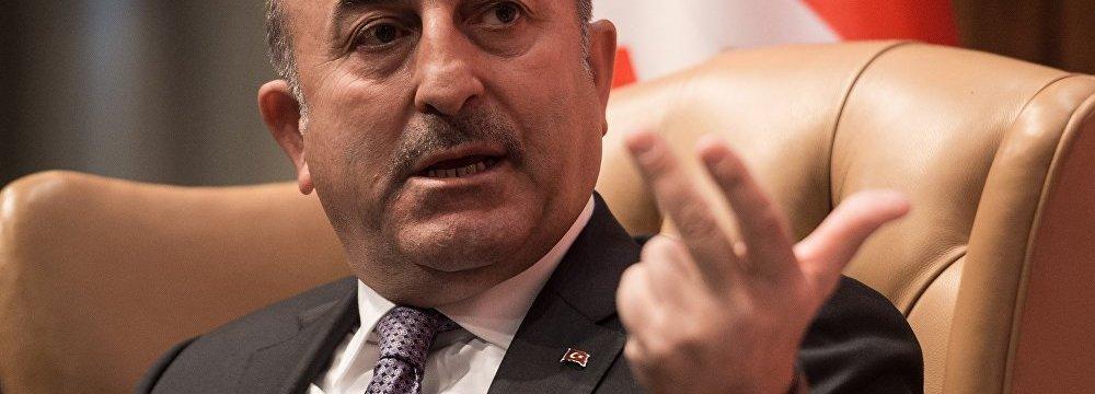 Turkey Won't Join US Anti-Iran Sanctions