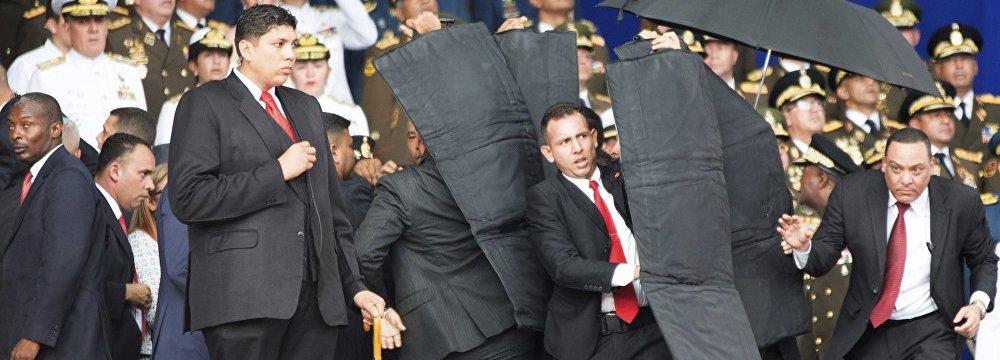 Assassination Attempt on Venezuelan President Condemned