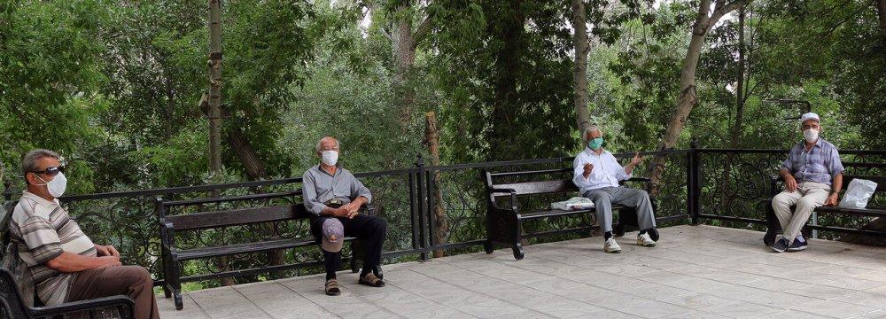 Call for Extending Tehran Covid-19 Lockdown
