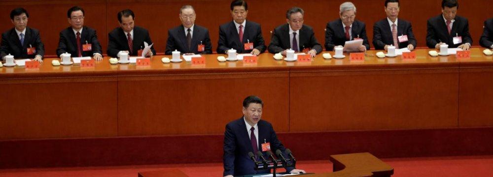 Xi: China Has Entered New Era of Development