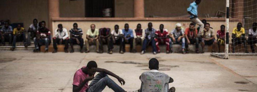 AI Says EU Complicit in Libya Crimes Against Migrants