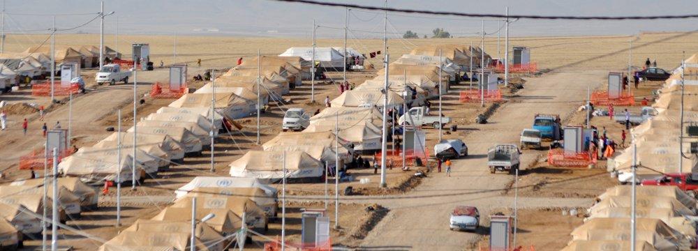 Almost Half of 5m Iraqi IDPs Repatriated