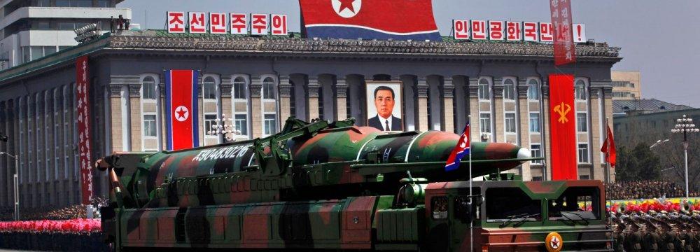 N. Korea Blames US for Tensions in Rare UN Talks