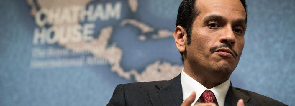 Qatar: Saudi Regime Bringing Back Dark Ages