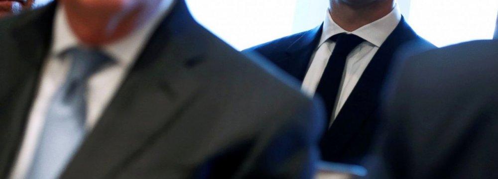 Kushner Leaving Tillerson in the Dark on Mideast Issues