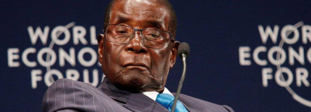 Mugabe's WHO Job Criticized