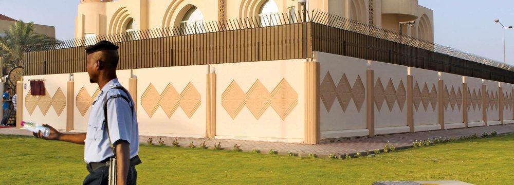 Saudis, UAE Tried, Failed to Host Taliban First
