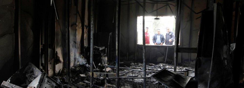 UN Decries Violence in Iraqi Kurdistan, Urges Calm