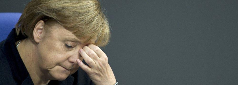 Merkel Faces Make-or-Break Week in Talks to Form Government