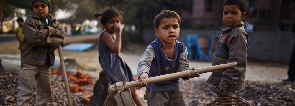 UNICEF: Millions of Children Fare Worse Than Parents
