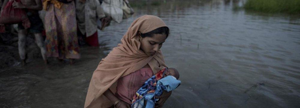 AI Reports on Myanmar's 'Heinous Crimes' Against Rohingya