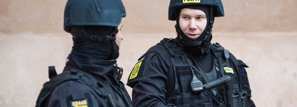 17-Year Old Danish Girl  Was Planning  Bomb Attacks