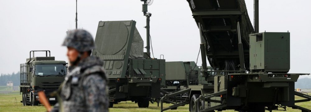Japan Expands Missile Defenses to Curb North Korea Threat