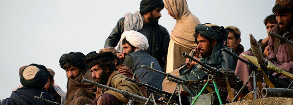 Nine Soldiers,  16 Taliban Killed  in Afghanistan