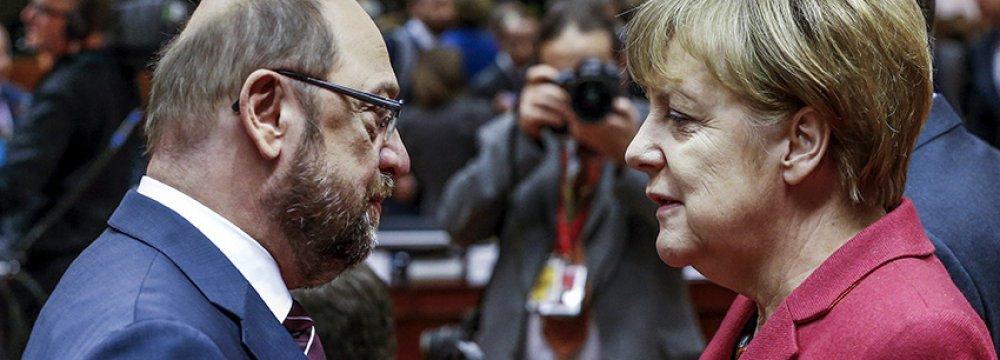 Germany's Never-Ending Coalition Talks Break Record