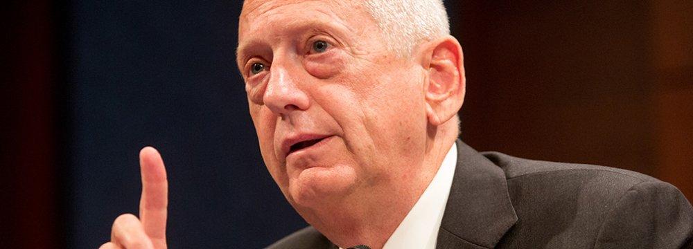 "US Insists on  ""No War"" Over  N. Korea"