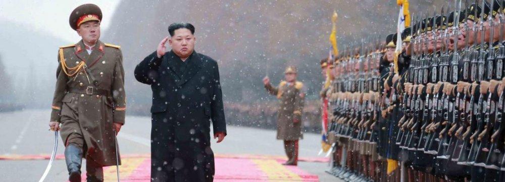 N. Korea Sanctions Could Hurt Millions as Winter Bites