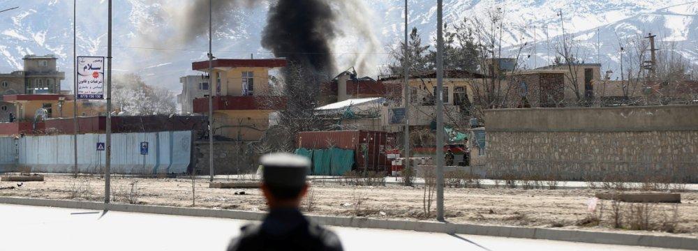 Afghan Bomb Kills 11 Civilians