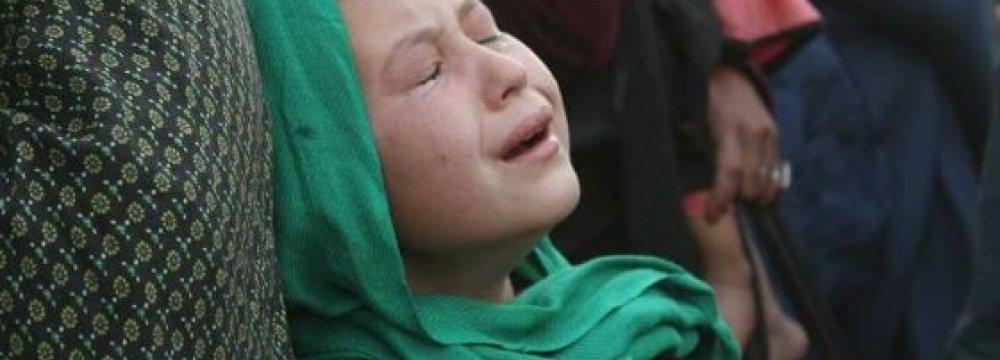 Afghan Police Find  Mass Graves