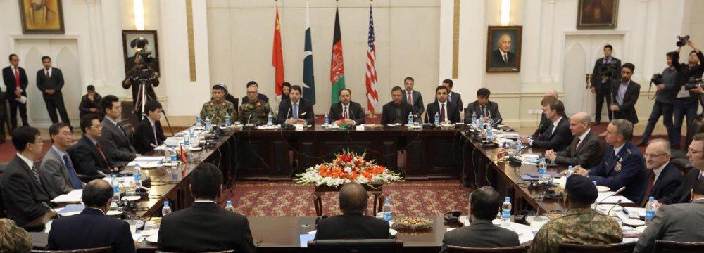 Afghan Peace Talks Planned in Oman