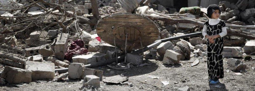 UN Again Downplays Saudi-Led Coalition Crimes Against Children