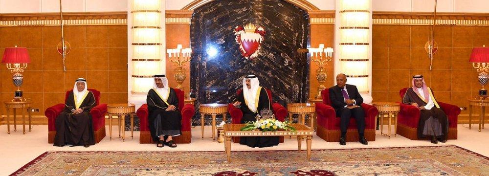 Arab States Say Cannot Cut List of Demands on Qatar