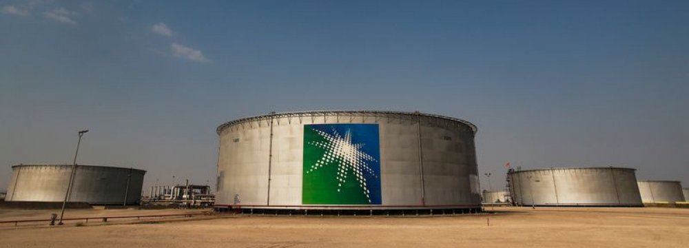 Aramco 2019 Profit Down by 21%