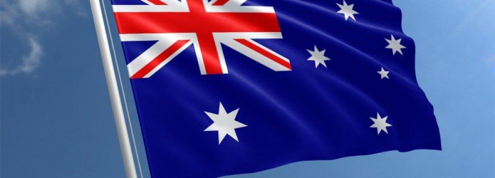 Australia Suspends Syria Airstrikes