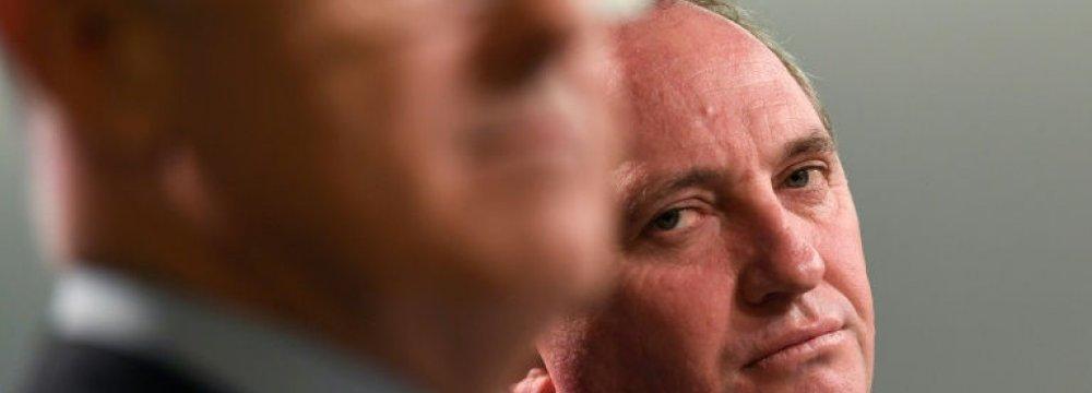 Sex Scandal Opens Rift in Embattled Australia Government