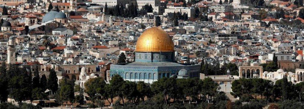 Abbas Seeks Russia's Backing Over Beit-ul-Moqaddas