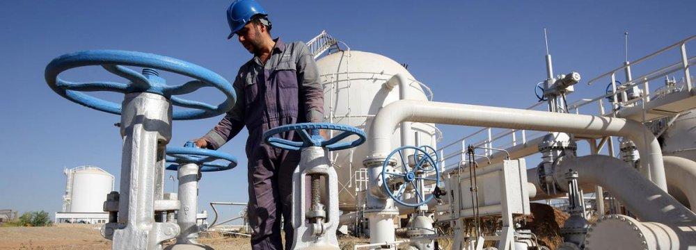 BP Quits Iraq's Kirkuk Oilfield