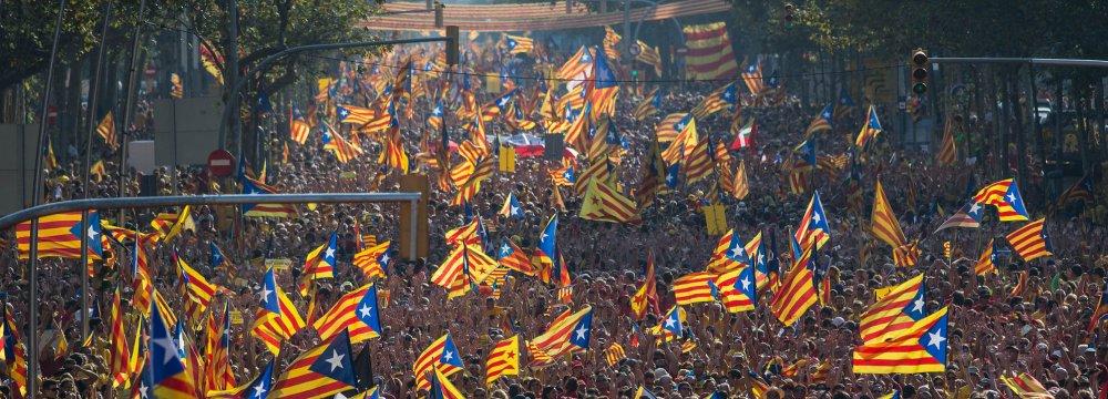 Police Arrest High-Ranking Catalan Officials in Raids