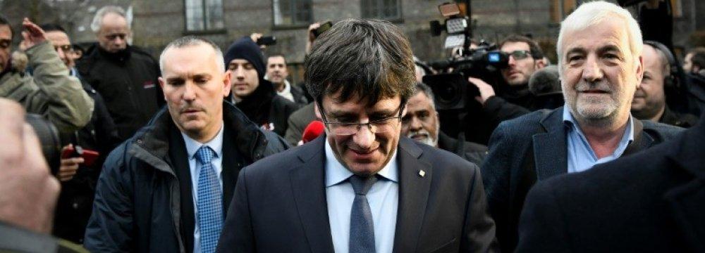 Uncertainty Grows as Catalan Leader Comeback Bid Delayed