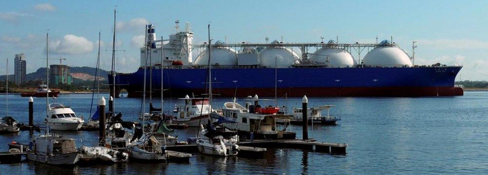Australia Overtakes Qatar in LNG Export