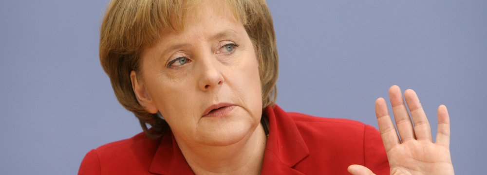 US No Longer a 'Friend' of Merkel