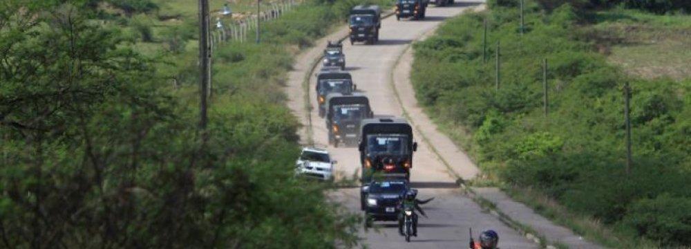 Honduras Isolates Dangerous Prisoners