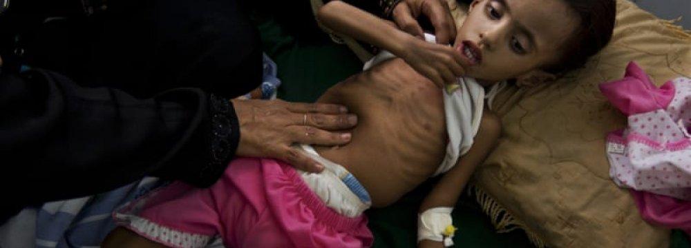 HRW: Saudi Violating International Law in War on Yemen