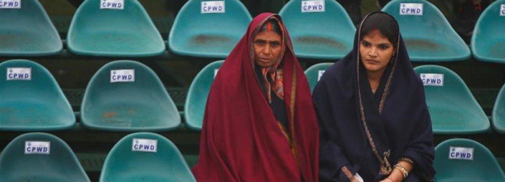 Over 63 Million Women Missing Across India