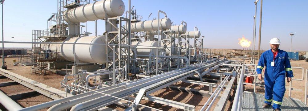 Iraq to Raise Light Crude Exports