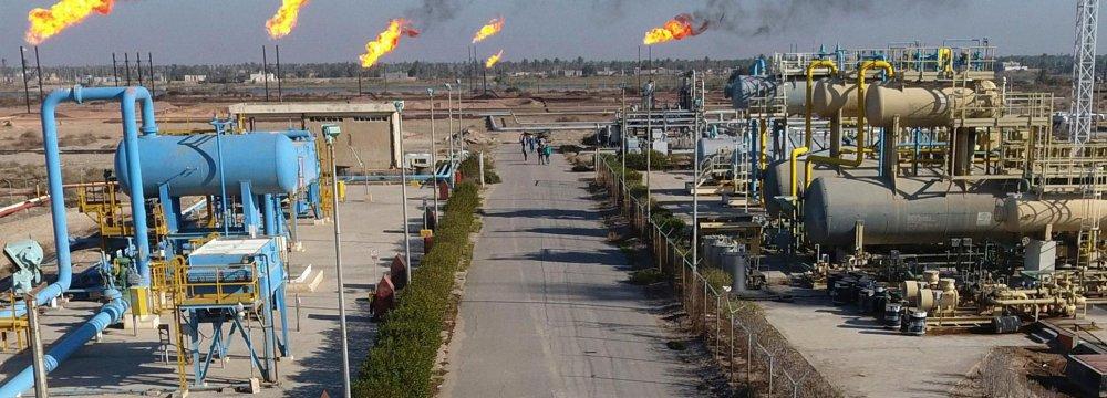 Iraq Maintains Oil Output