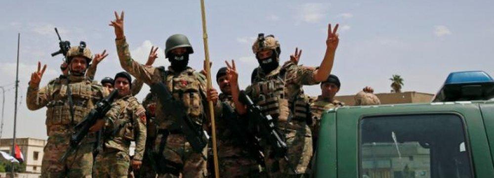 Iraqis Prepare to Celebrate Mosul Victory
