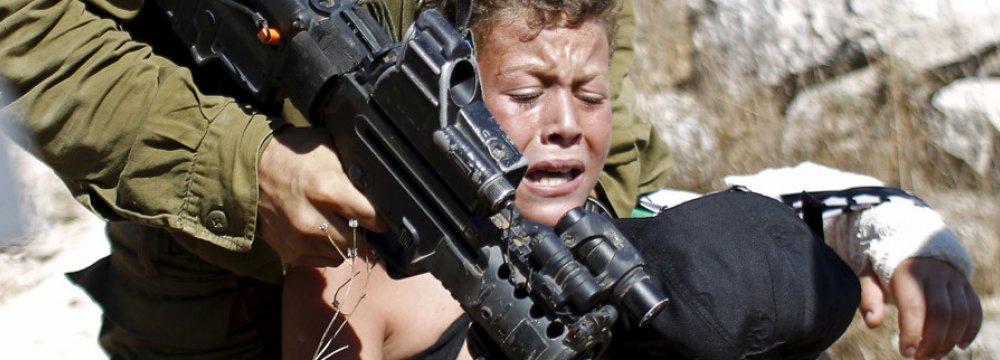 Israel Killed 3 Palestinian Minors This Year
