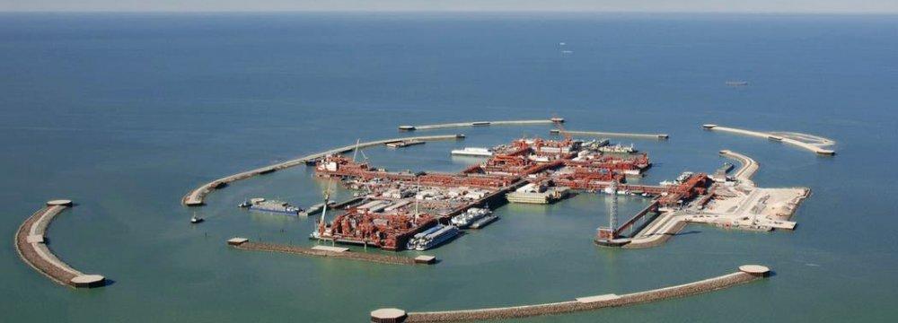 Kazakhstan Resumes Oil Production in Caspian Sea