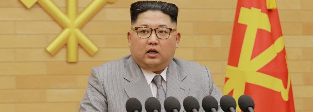 Kim Jong-un Meets South Korean Envoys